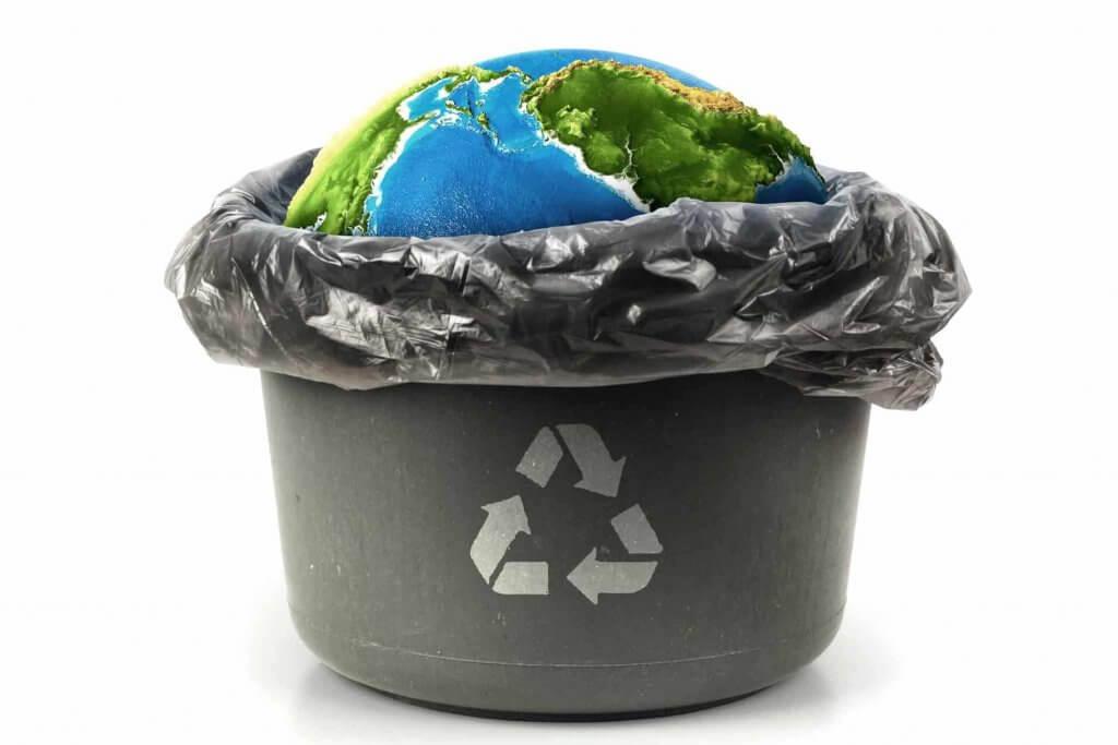 Bildergebnis für umweltschutz müll